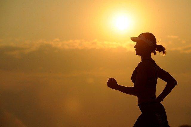 運動続ける