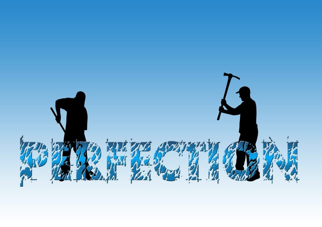完璧主義の特徴