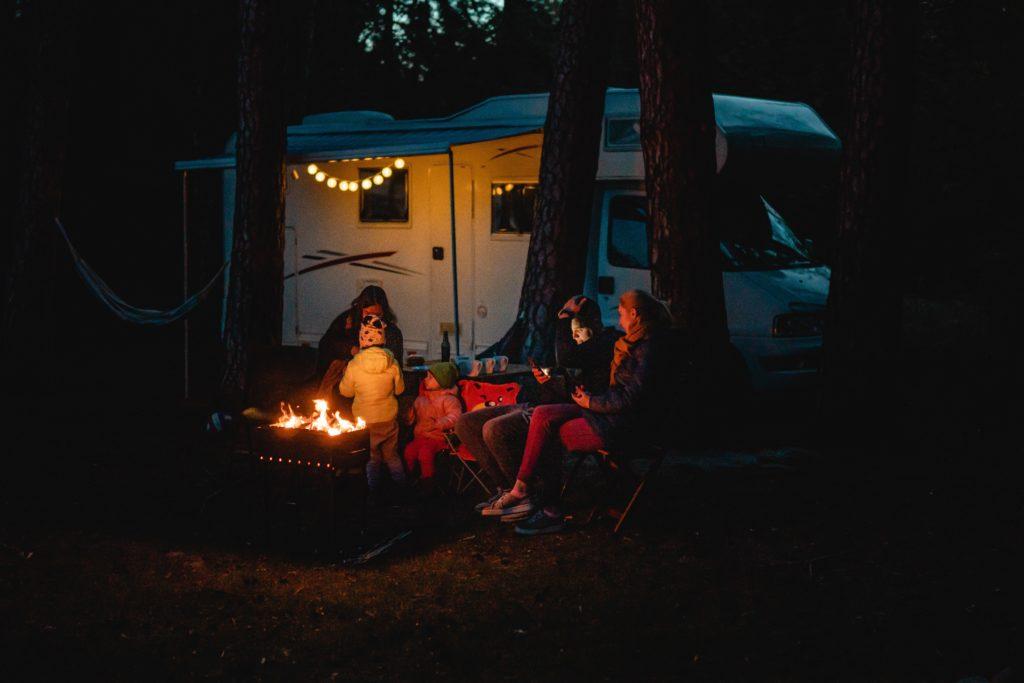 ファミリーキャンプのメリット4つ